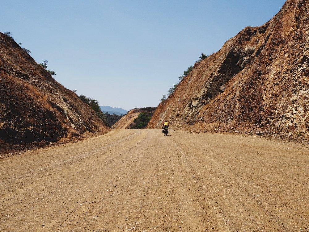 The new autopista