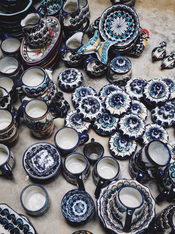 Ceramics of San Antonio Palopó