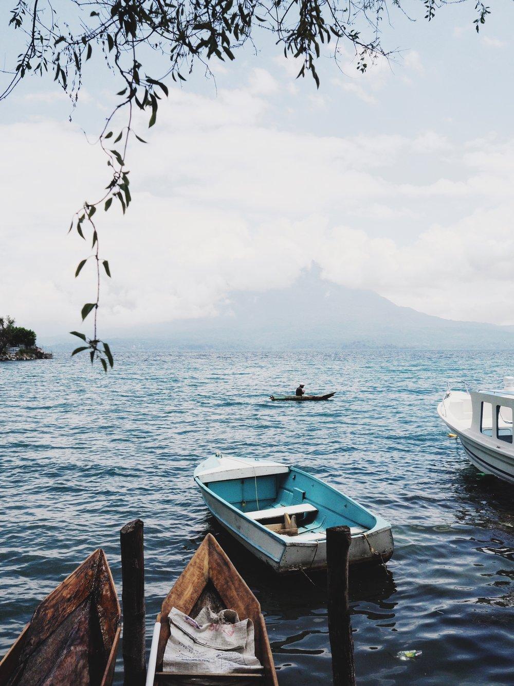 Beautiful & tranquil side of the lake, San Antonio Palopó