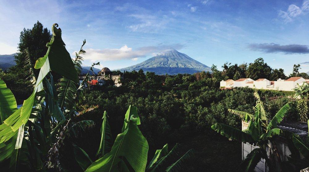 Good morning Antigua!