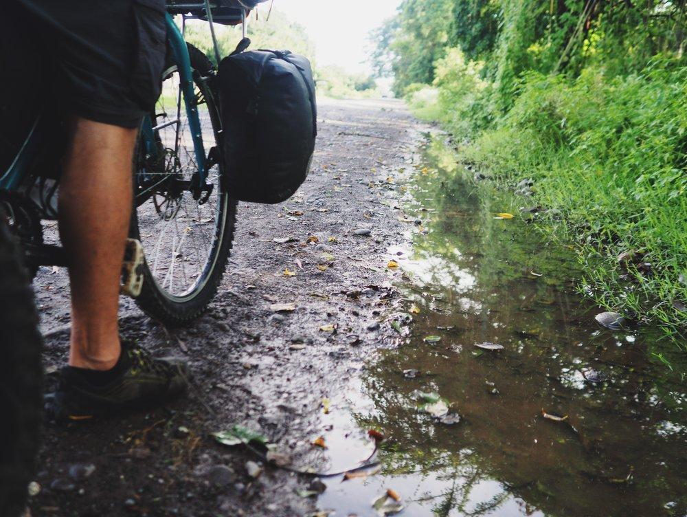 Navigating Guatemalan dirt