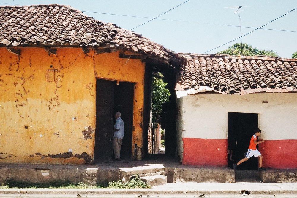 Old Granada homes