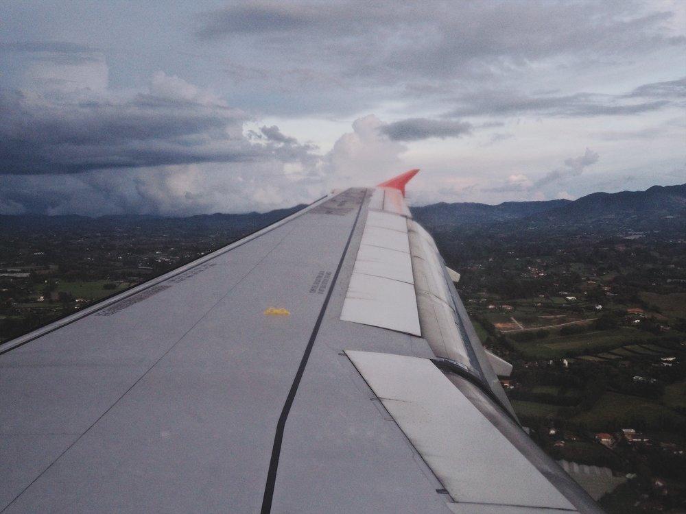 Adios Central America!