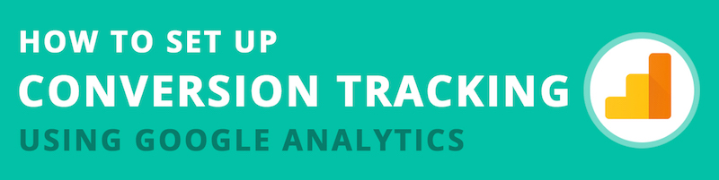 Check out Sam's post on conversion tracking using Google Analytics