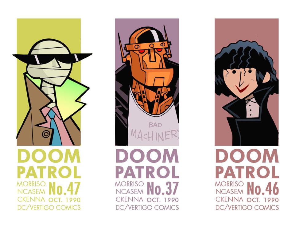 Cornered - Doom Patrol.jpg