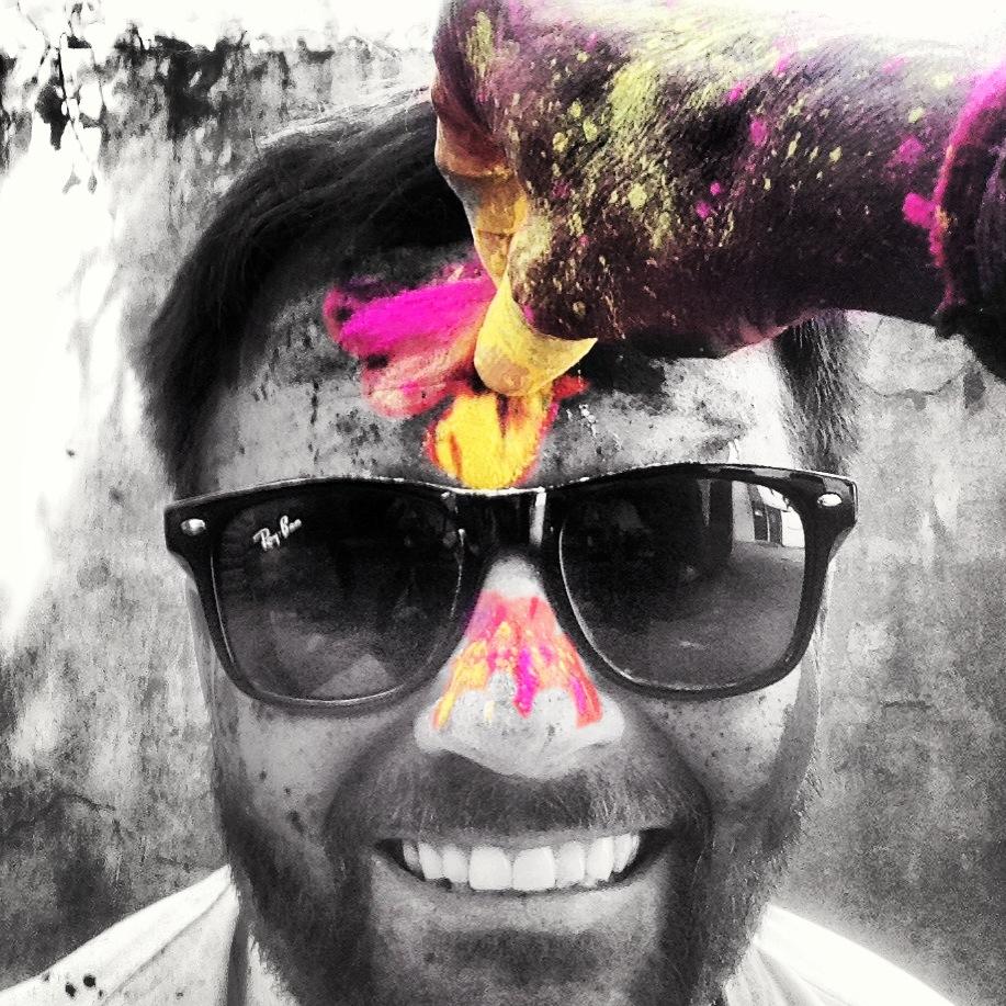 Steve Wanta - Holi Festival