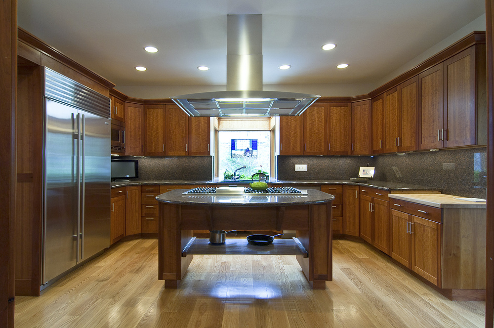 Fully custom kitchen