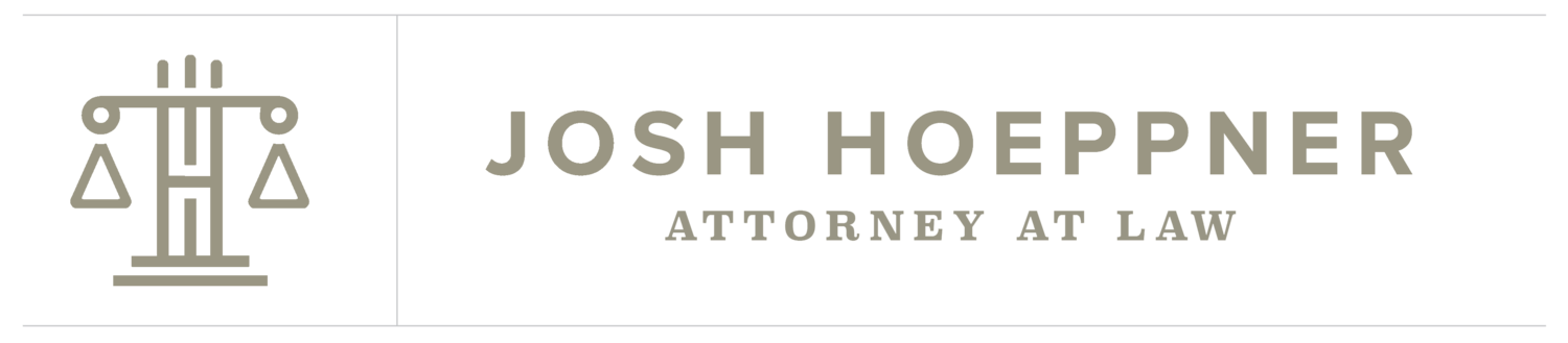 Josh Hoeppner, Attorney at Law