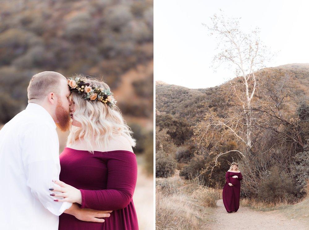 Lindsey Outdoor Maternity Shoot Corona California_0007.jpg