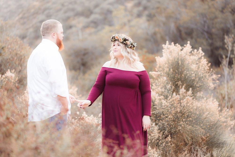 Lindsey Outdoor Maternity Shoot Corona California_0010.jpg