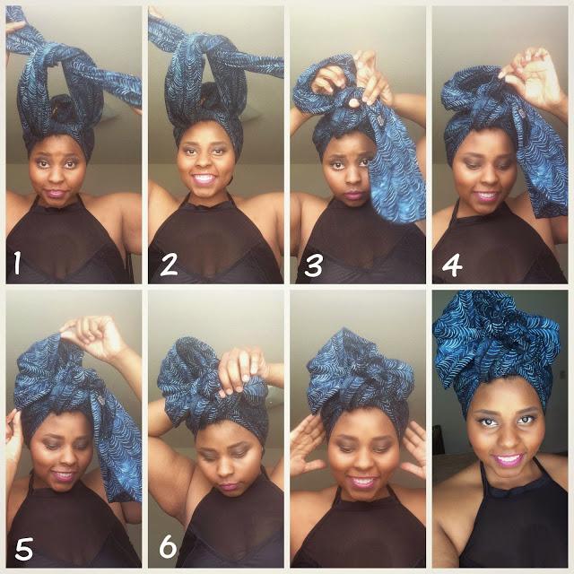 Easy Headwrap Tutorials