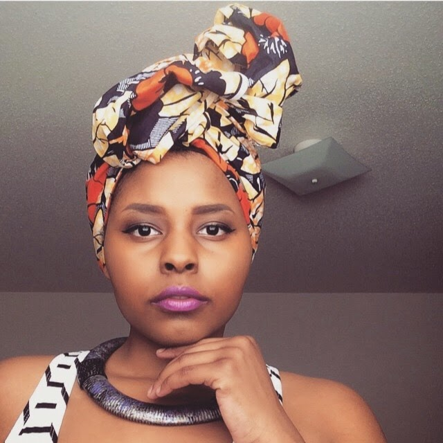 Natural Hair Turban