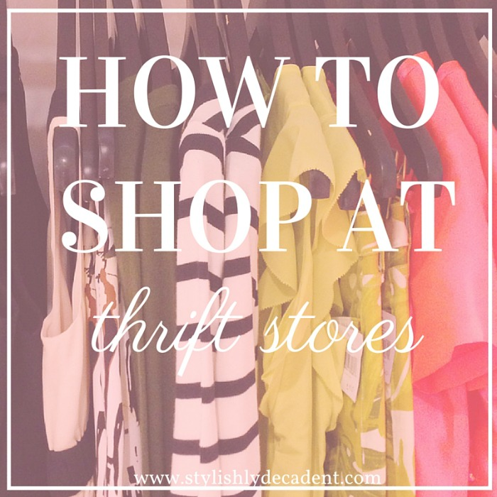 Plus Size Thrift Tips