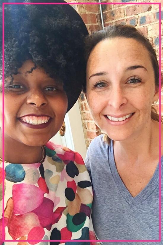 Me + The Joyful Genius, Liz!