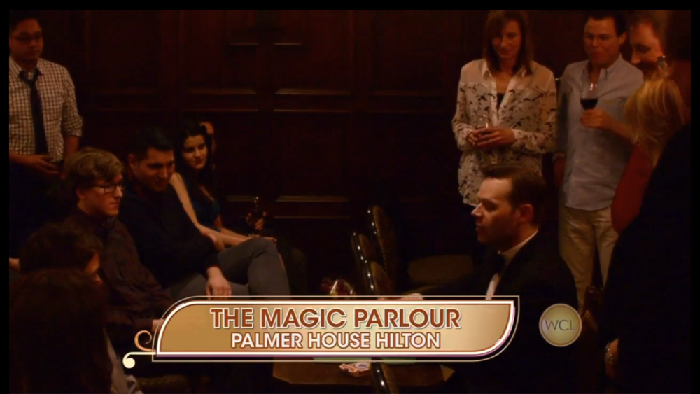 Click to see The Magic Parlour featured on ABC 7