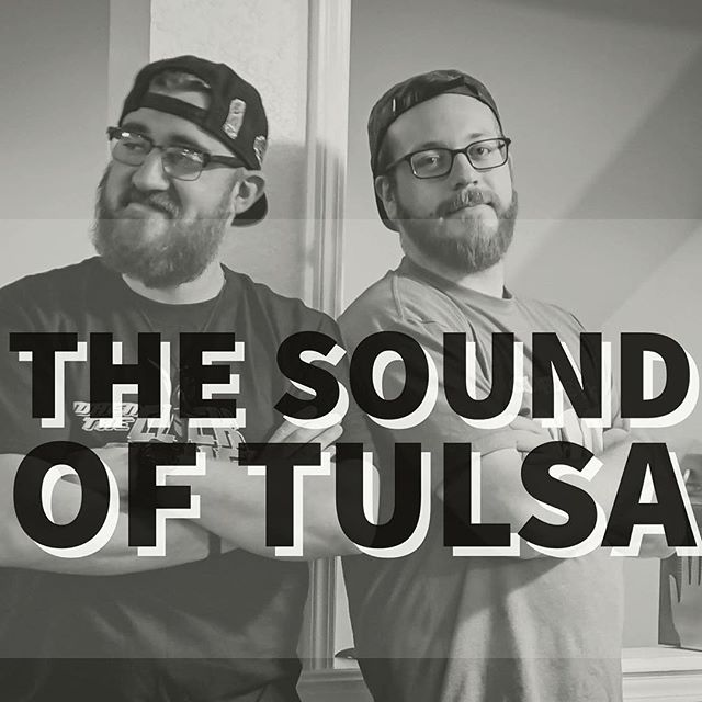 "Thank you @thesoundoftulsa for having us in for a podcast!  Have a listen if you're interested in hearing more about who we are and our EP ""Familiar Feelings"". Available on SoundCloud. 🥃🎤🎧 ~ ~ ~ #music #tulsa #podcast  #local"