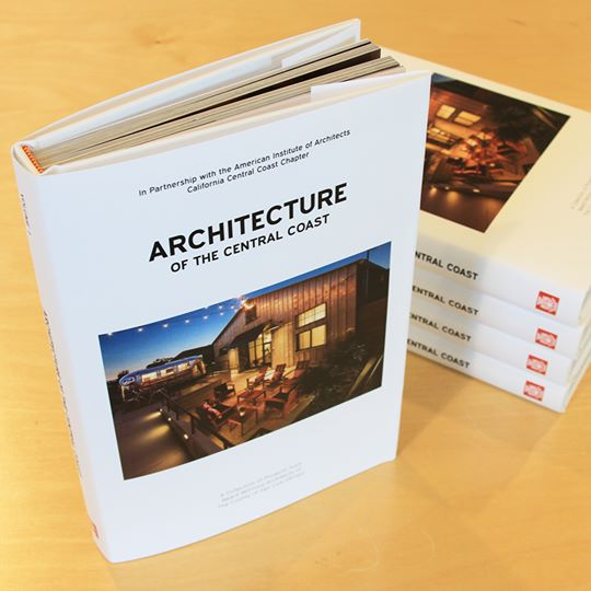 - We had the pleasure curating and designing this new publication for Central Coast architecture with the AIA CCCA collection of projects from award-winning architects of the County of San Luis Obispo. This coffee-table-esque book includes wonderful imagery, descriptions, and floor plans of projects that have won AIA California Central Coast awards from 2015 to 2017. Many Central Coast projects are included as well as projects from around the globe by Central Coast architects. Architects in this publication include: TEN OVER STUDIO, Gast Architects, Vladimir Milosevic, In Balance Green Associates, DOMU, CRSA, garcia architecture + design, Andrew Goodwin Designs, M:OME, Micheal Boudreau, RRM Design Group, Sandy Stannard, Greg Wynn Architects, Fraser Seiple Architects, 2G Architects, flux DESIGN.Grab a copy HERE.