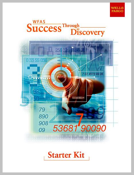 Member starter kit cover design