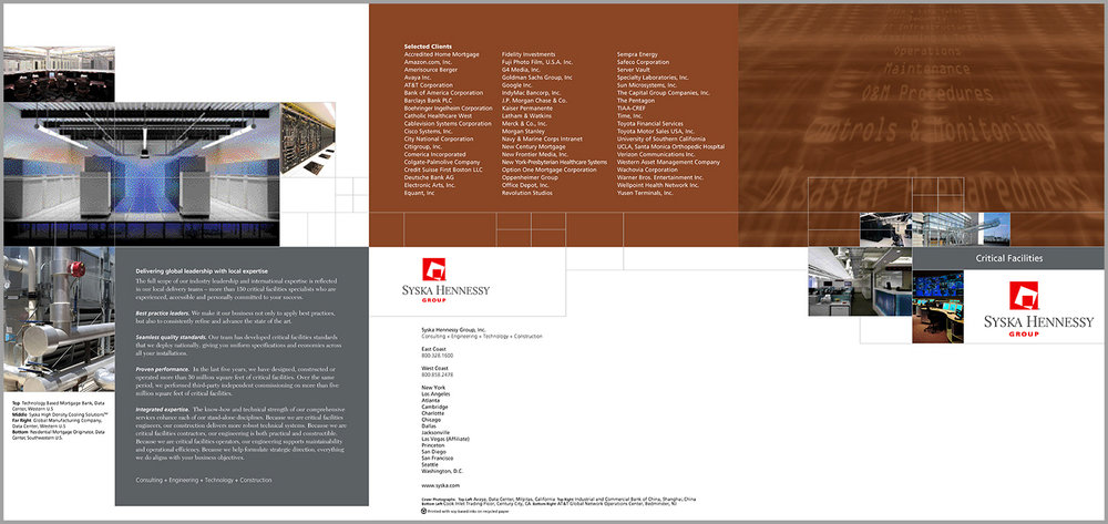 Brochure - Spread