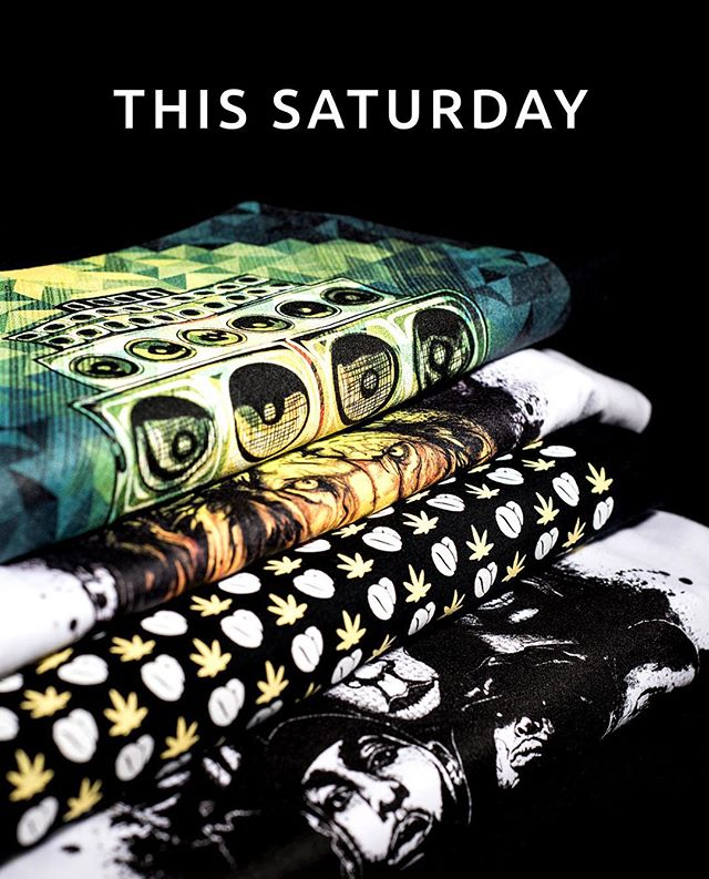 This Saturday we return to #stnicholasmarket with some new #artprints from @mrskillmatik along with our full range of top quality #tshirts come say hello #bristol  #fashion #clothingco #art #skillmatik #fitzandkill #designer #clothing #streetwear #menswear #designerbrand #quality #luxury #style #soundsytem #grime #hiphop #dnb #dope #wakenbake #mensfashion #alternative #streetfashion #bristol247