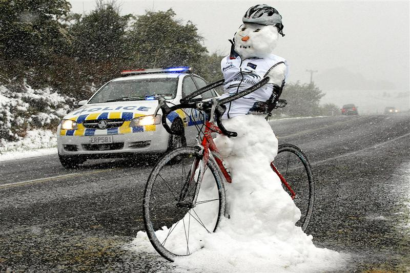 a_snowman_on_top_of_a_bicycle_at_rackles_hill_phot_1593243593
