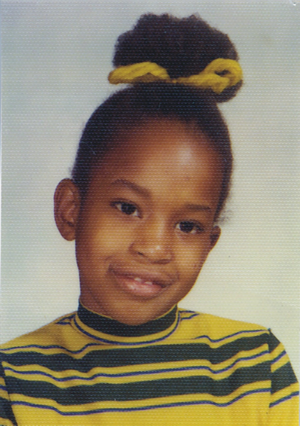 Ayanna as Child