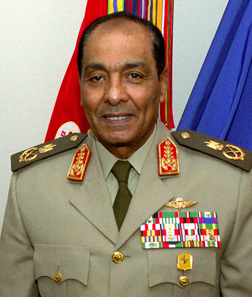 Mohamed Hussein Tantawi, Egypts Interim Head of State