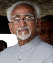 Dr. Hamid Ansari, Vice President of India