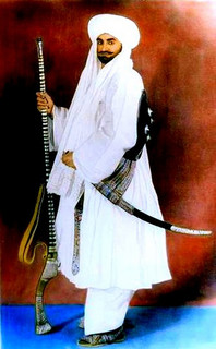 Balochistan Man, Photo by Colonial Balochistan