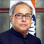 India's President Pranab Mukherjee, Photo by IndoIndians