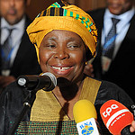 Nkosazana Dlamini-Zuma, Photo by the Presidency of the Republic of South Africa