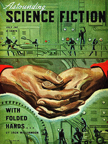 Astounding Science Fiction Magazine, July 1947