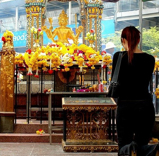 The Erawan Shrine, Photo © Kalandrakas