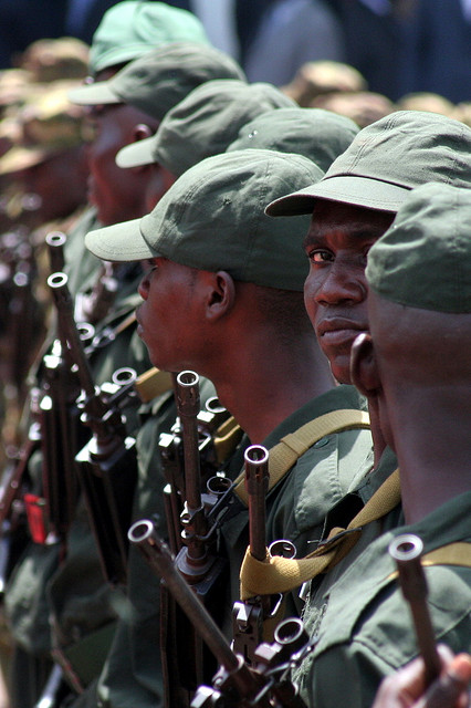 Central African Republic Government Forces, Photo by Brice Blondel for HDPTCAR