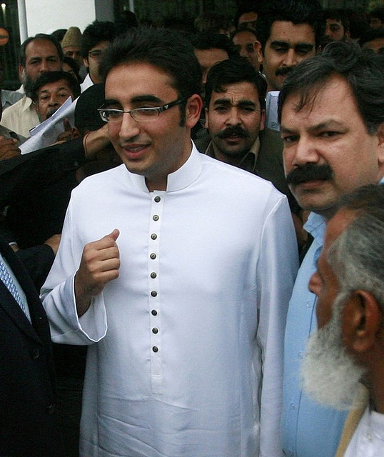 Bilawal Bhutto Zardari, Photo by Reuters, Faisal Mahmood, Pakistan Politics Election