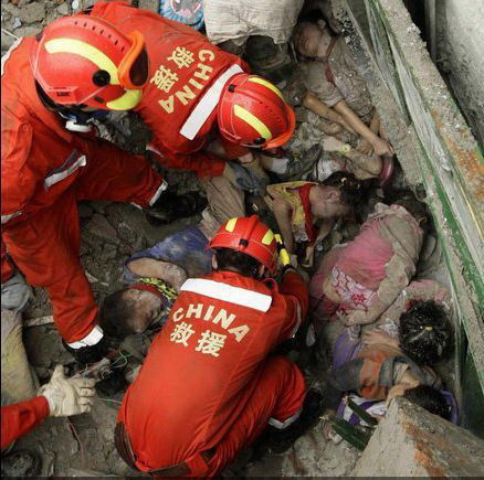 Chinese Earth Quake Victims
