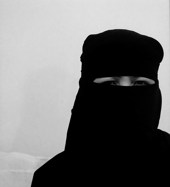 Saudi Portrait, Photo Courtesy of Edward Musiak