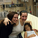 Amanda Berry, Ohio Kidnap Victim, Pictured with Mother and Daughter, Photo Courtesy of WOIO TV