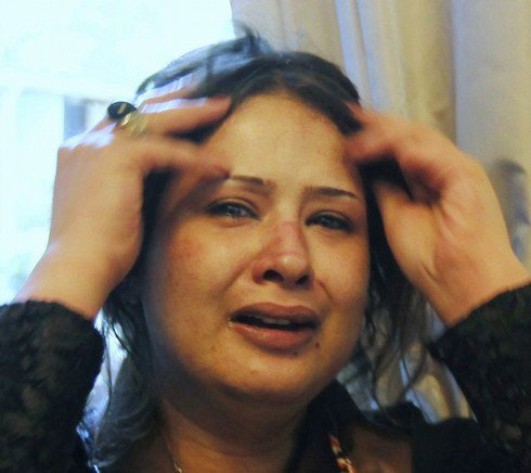 Eman al-Obeidy, Libyan Woman Gang Raped by 15 Gaddafi Soldiers, Photo Courtesy of Libyan Rebel