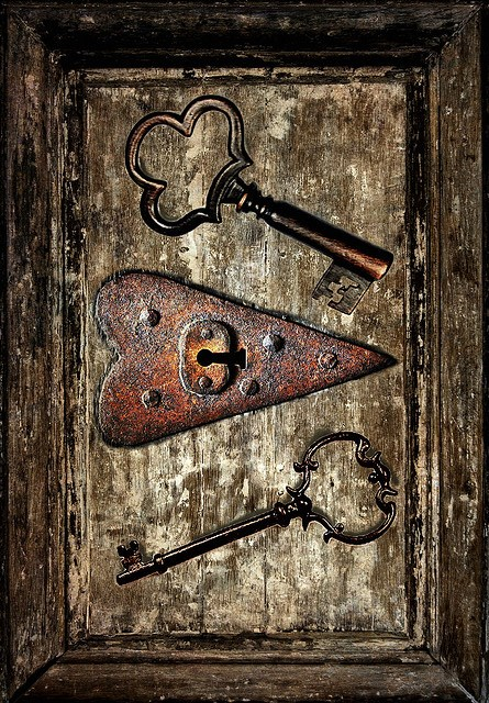 What is the Key to my Heart, Photo by Alessio Feci