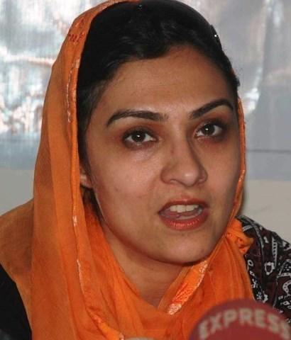 Marvi Memon, Pakistani Politician and Businesswoman, Source Wikipedia