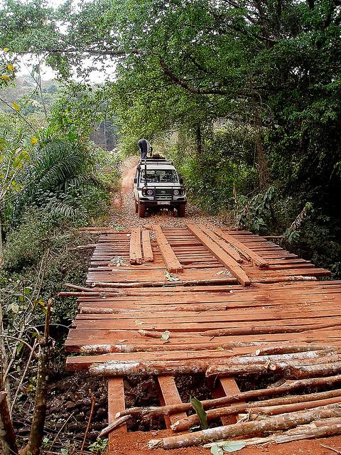 """Bridge quality"" Photo by: Teseum"