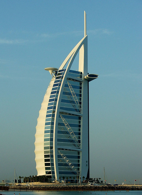 """BURJ AL ARAB"" Photo by: Nitin Badhwar"