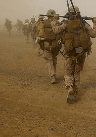 """Dirt Devils"" Photo by: Marines"