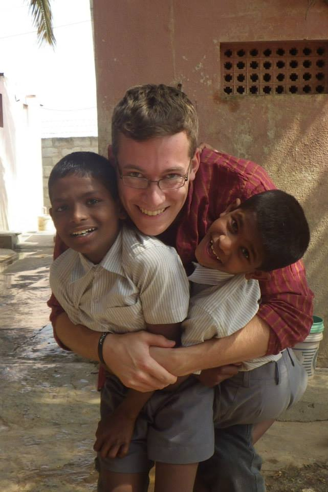 Matthew Pirrall, Humanitarian Photographer, Bangalore, India