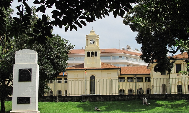 high court of uganda, kampala, photo by tom/Flickr