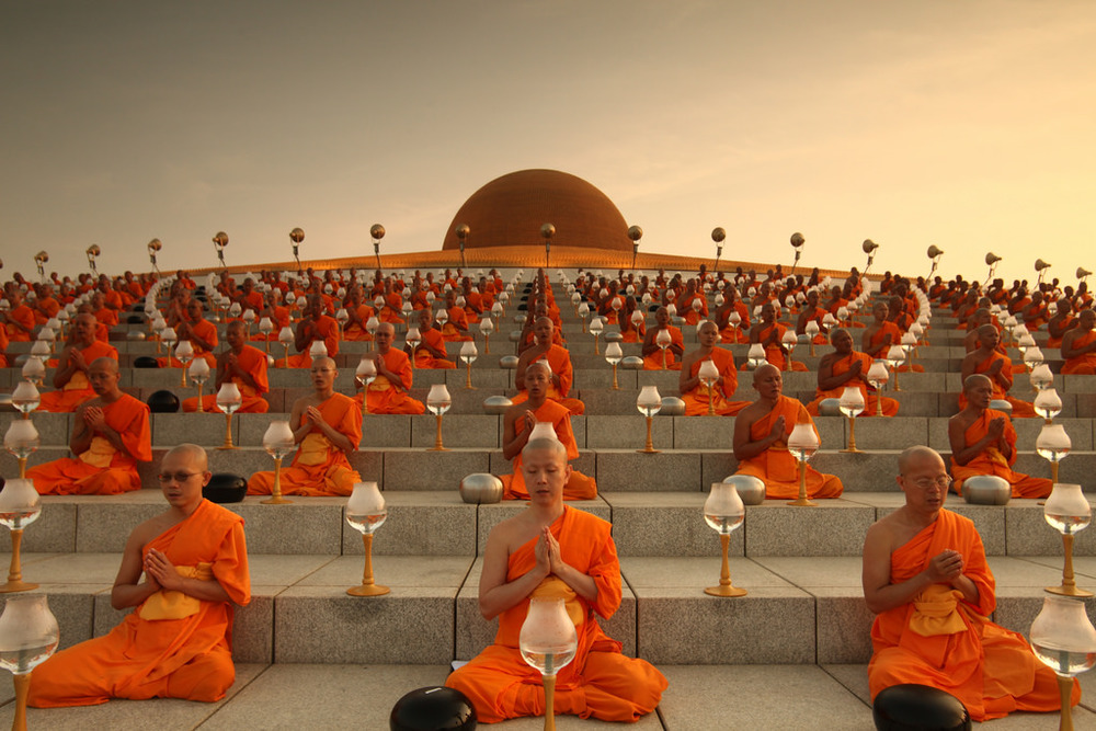 The 2011 Light of Peace Ceremony, Photo by World Peace Initiative