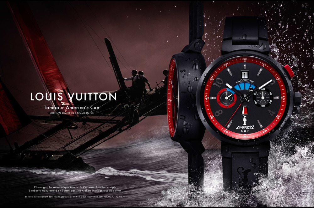 Client: Louis Vuitton