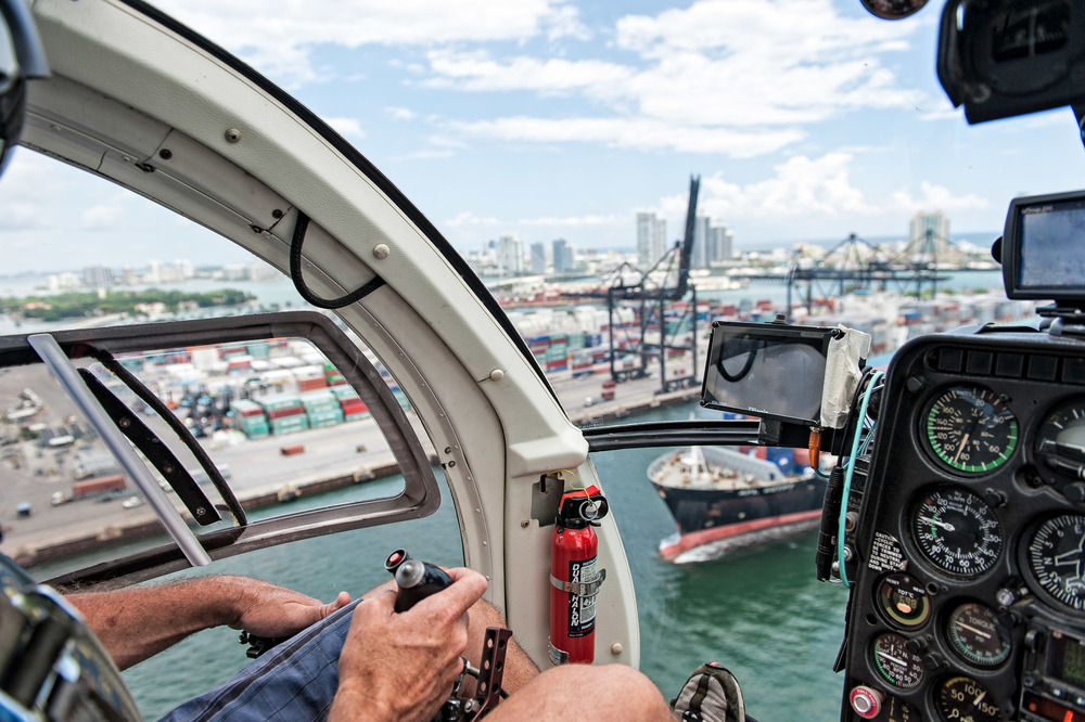 Client: Miami Ports