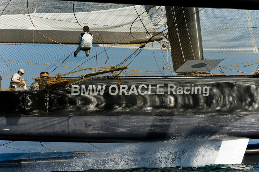 Client: BMW Oracle Racing